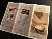 Le flyers www.namaste-mbe.com