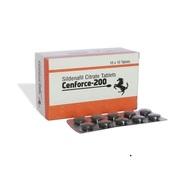 World Best ED Medicine Shop Cenforce 200  - Online Sildenafil