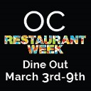 Orange County Restaurant Week 2019