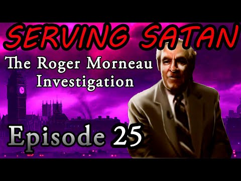 Ep 25 Hidden Spirits In Movies The Roger Morneau Investigation SERVING SATAN