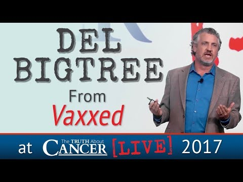 Del Bigtree Discusses Vaccine Safety at The Truth About Cancer LIVE 2017 in Orlando