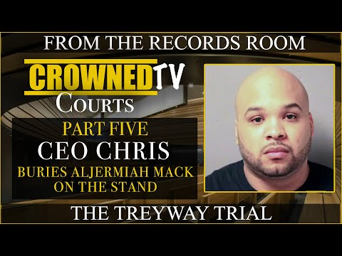 CEO Chris buries Aljermiah Mack on the stand at Treyway Trial Part 5