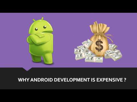 Reasons Behind The Rising Cost of Android App Development