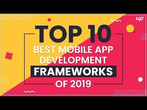 Top 10 Best Mobile App Development Frameworks 2019