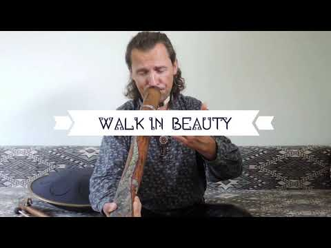 Bearheart Kokopelli: Walk in Beauty (OFFICIAL VIDEO) Rav Vast, NAF, Overtone Singing, Didgeridoo
