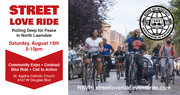 Street Love Ride: Rolling Deep for Peace in North Lawndale
