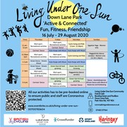 Free Family and Young People Activities (Down Lane Park)