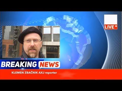 Pregled dogodkov 2018, Piran, Koper, Lipica, AXJ Slovenia NEWS 7.1.2019 HD