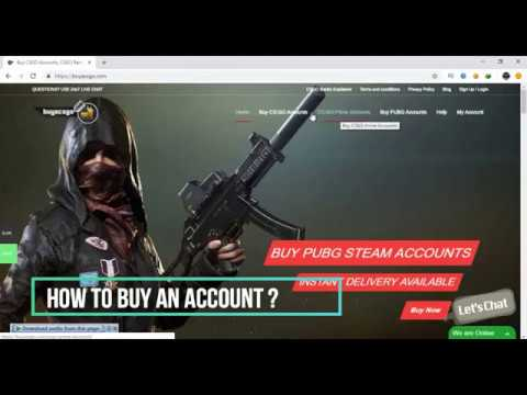 Buy CSGO Smurf Accounts at lowest price at buyacsgo.com