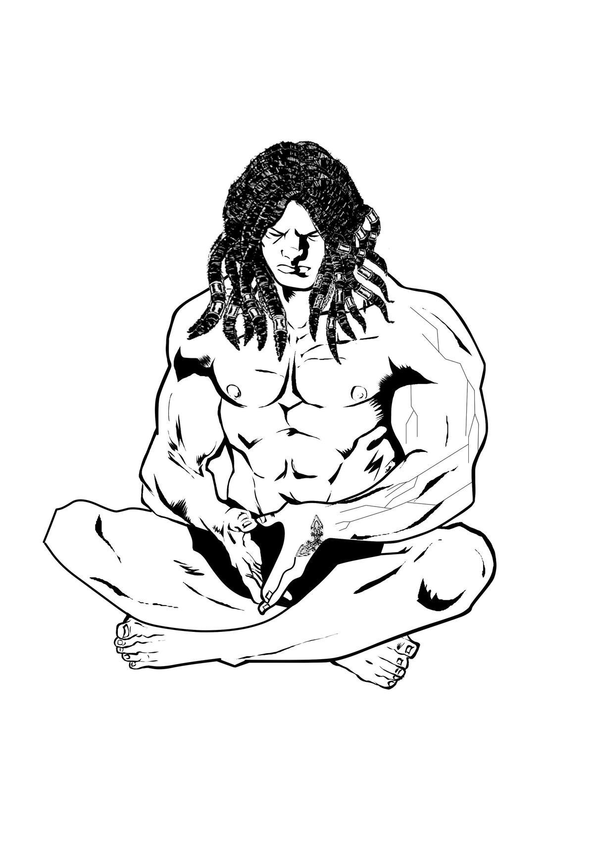 Roderick Parker- The Hierophant