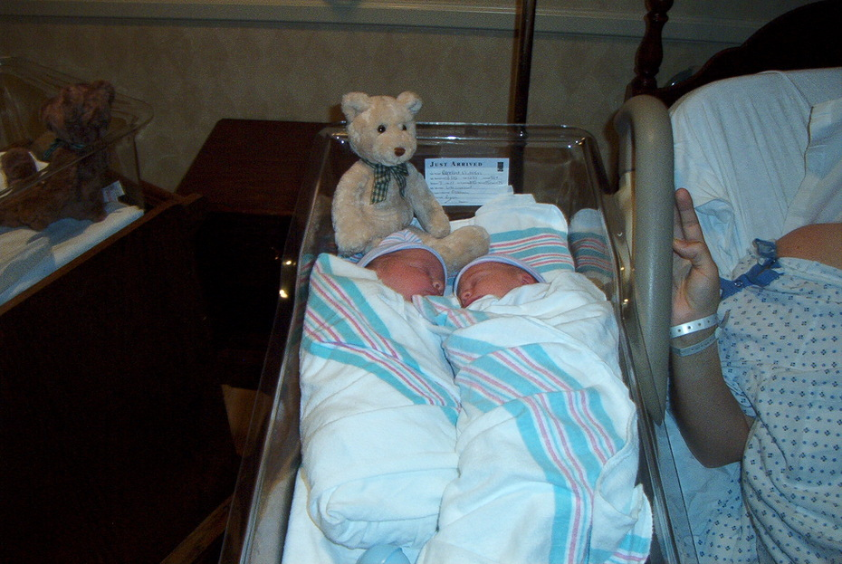Twins!!! 2002