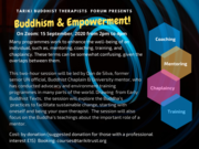 Mentoring and Chaplaincy: Buddhist principles of empowerment