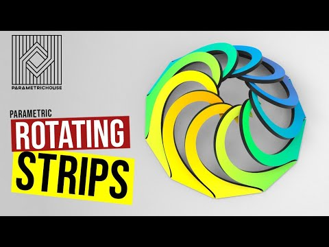 Rotating Strips