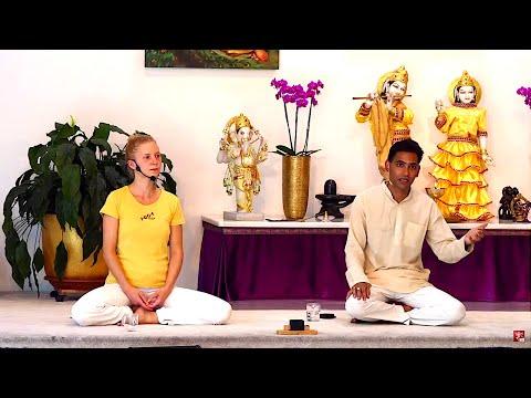 """Ayurveda Vortrag """"Reinigung"""" mit Dr. Devendra - Panchakarma Therapie 14:30 Uhr 11.08.2020"""
