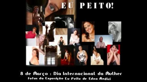 8 de Março : Dia Internacional da Mulher