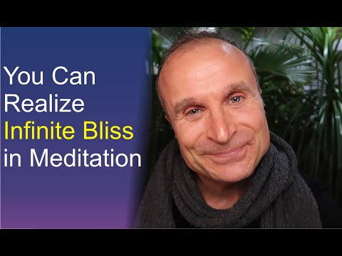 2 Steps to Spiritual Enlightenment | The Truth of How to Realize Profound Joy in Meditation