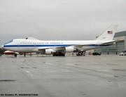 73-1676 USAF United States Air Force Boeing E-4B  Siko 2018