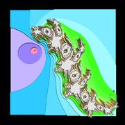 J_rogers_rational_rings_quasiconformal_surgery3rd_3d_700view1