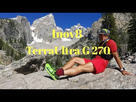 Inov8 TerraUltra G 270: THE BEST Trail Running SHOE of the YEAR (or EVER?)