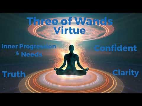 3. Mira (Three of Wands) VIRTUE