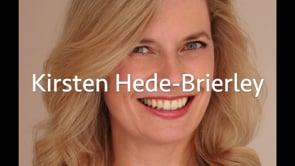 KIRSTEN HEDE-BRIERLEY Demo Reel