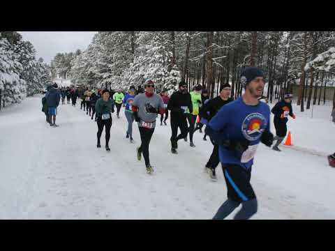 Winter Series I, 5K start