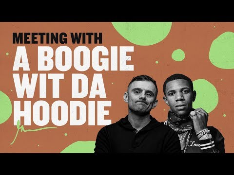 How to Build a Fanbase With Social Media | Meeting With a Boogie wit da Hoodie