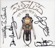 Eagles Signed The Very Best Of CD