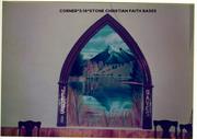 CORNER*3:16*STONE CHRISTIAN FAITH WORLD BASE