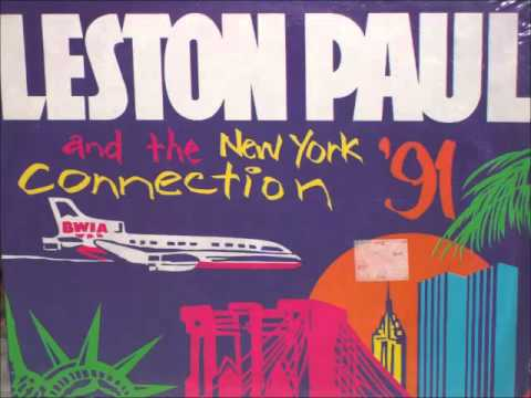 Leston Paul & The N.Y. Connection - Fire In The Area