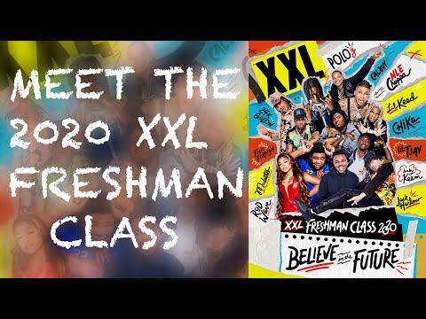 XXL 2020 Freshman Class Revealed - Official Announcement