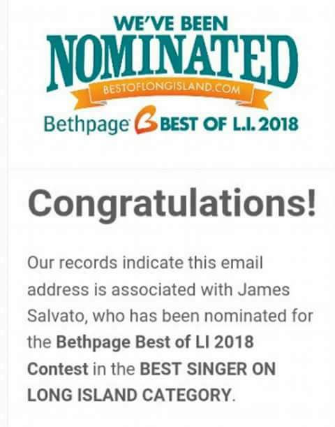 Winning The Nomination Best Singer Category 2018