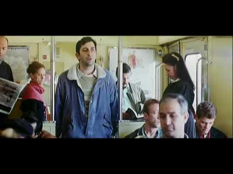...La belle verte... le métro scène censurée
