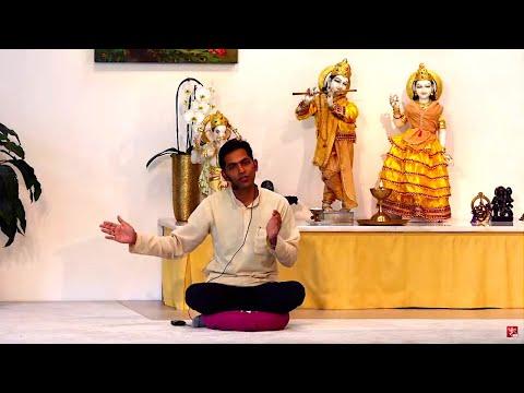 """Ayurveda Vortrag """"Secrets for anti-aging"""" mit Dr. Devendra 14:30 Uhr 18.08.2020"""