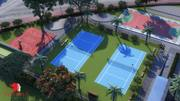 tennis stadium rendering