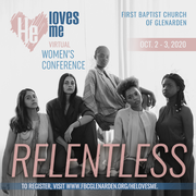 He Loves Me Conference