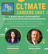 Climate Careers Chat