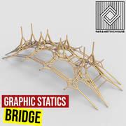 Graphic static bridge