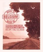 Exposition « Made in Belgium. Industriels belges en Egypte (1830 – 1952)
