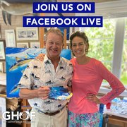 Guy Harvey Facebook Live Sessions Continue on Saturdays