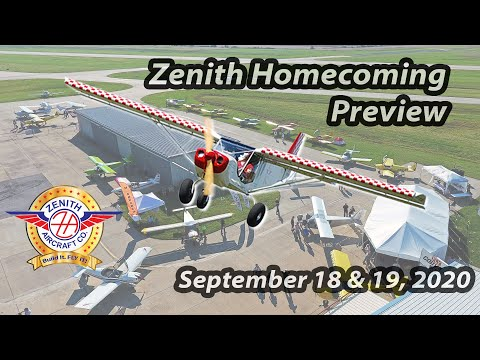 Zenith Homecoming 2020 Preview Video