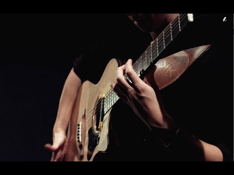 Beethoven's 5th Symphony on One Guitar - Marcin Patrzalek