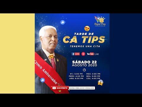 rafael Diaz / tarde de CATIPS