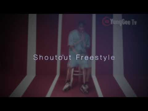 Yung Gee-shout out(freestyle)
