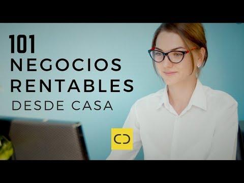 101 NEGOCIOS RENTABLES PARA INICIAR DESDE CASA - César Dabián