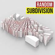 Random Subdivision