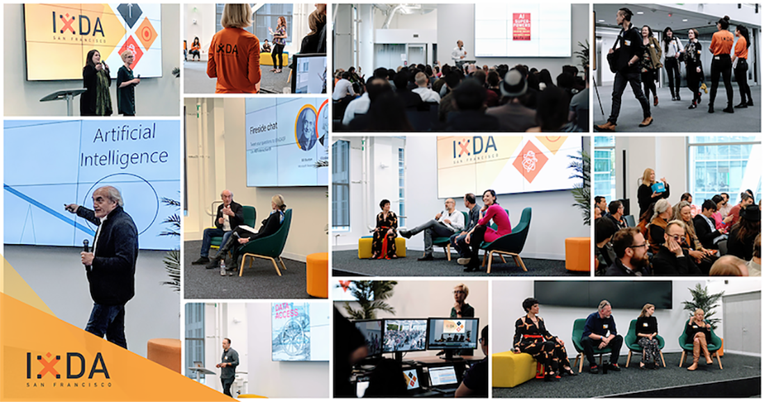 IxDA San Francisco's Interaction'19 // redux. All videos now online!