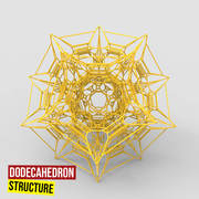 dodecahedron-structure