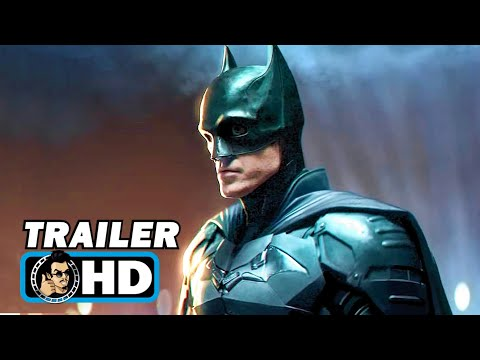 THE BATMAN Trailer | NEW (2021) Robert Pattinson, DC FanDome