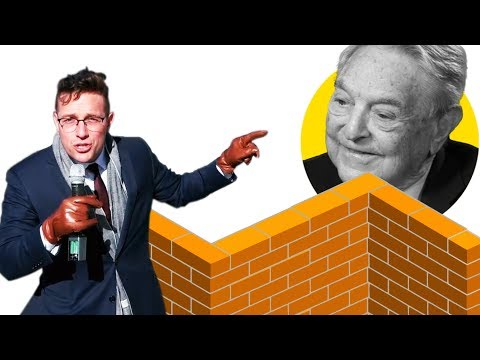 Walls Across America: George Soros' Great Wall
